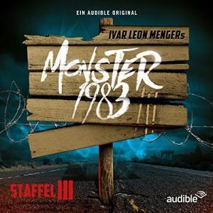 Ivar Leon Menger Monster 1983 Die komplette 3 Staffel