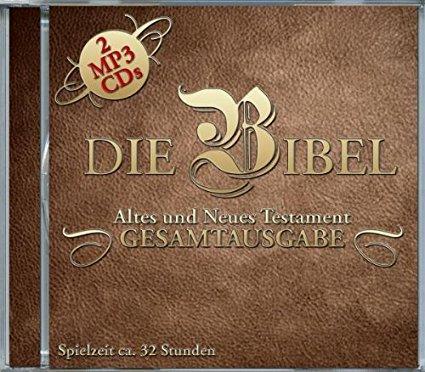 Die Bibel Altes und Neues Testament Gesamtausgabe
