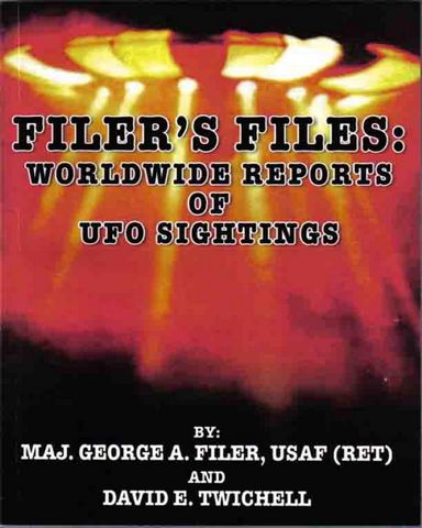 : Filers Files Worldwide Reports of Ufo Sightings