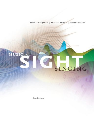 : Music for Sight Singing