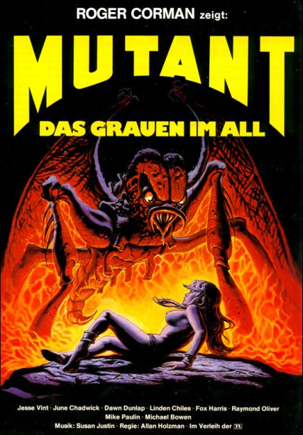 : Mutant Das Grauen im All 1982 German Dubbed Dl Ac3 1080p BluRay x264 Mkn