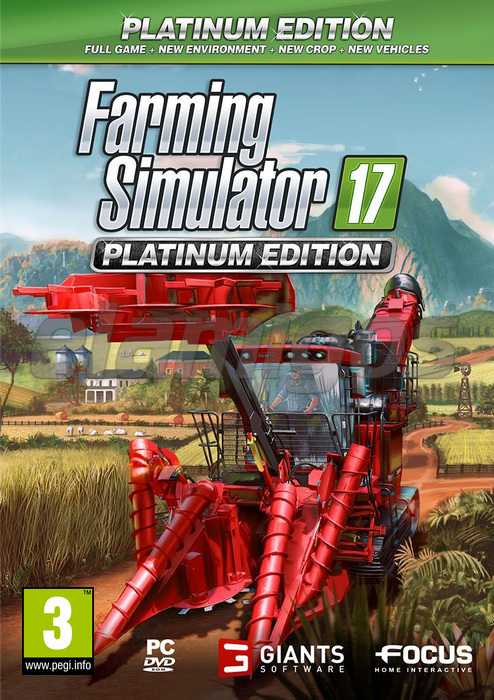 Farming Simulator 17 (2016)