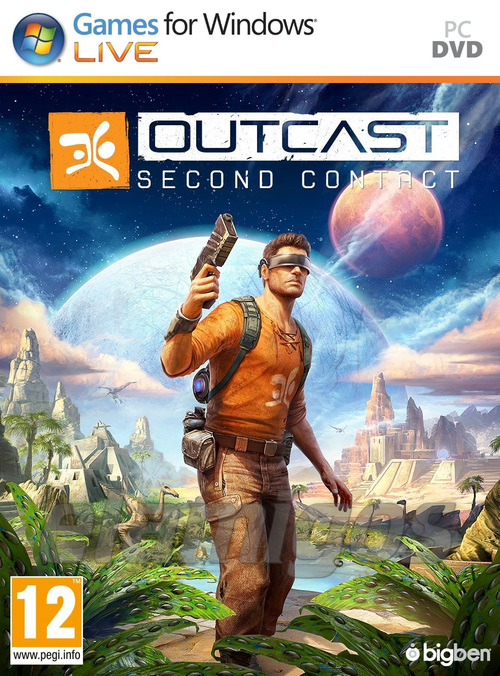 Re: Outcast Second Contact (2017)