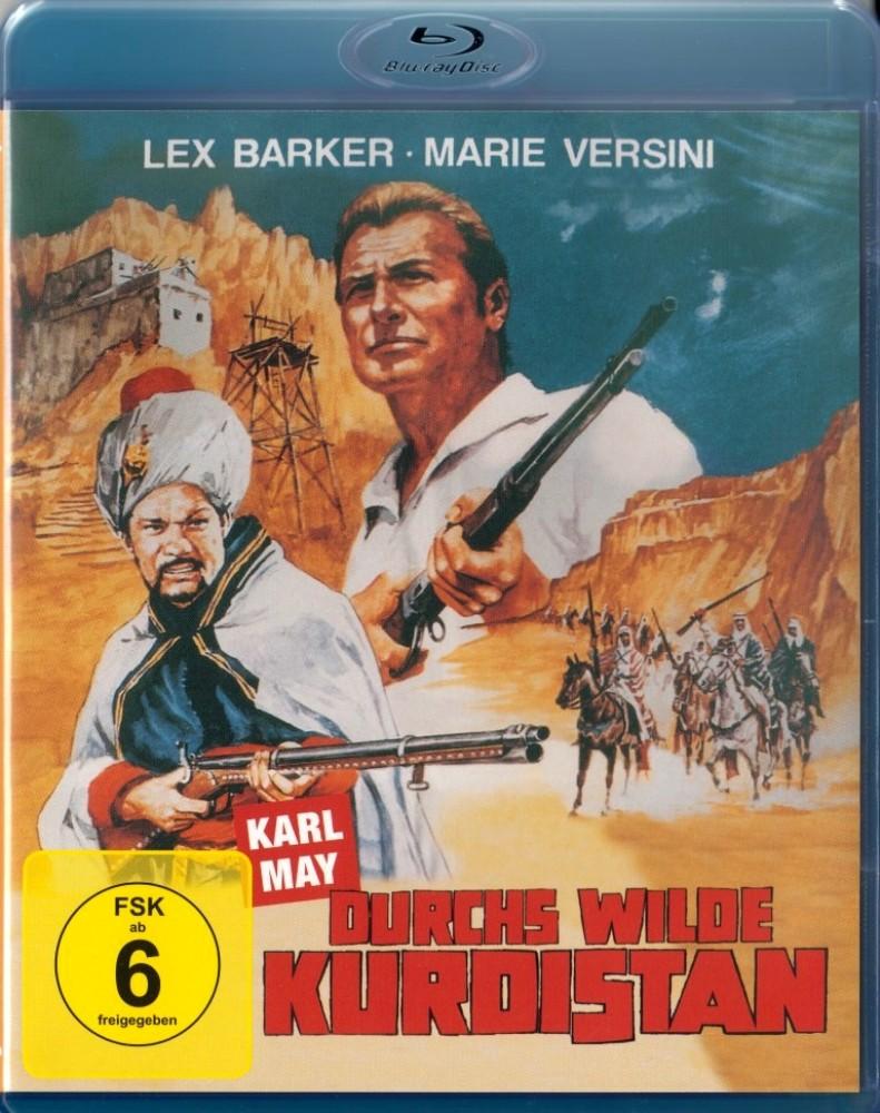 : Durchs wilde Kurdistan 1965 German 1080p BluRay x264 Wombat