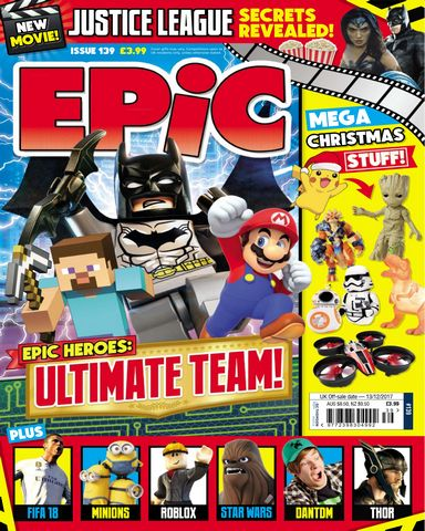 Epic Issue 139 2017
