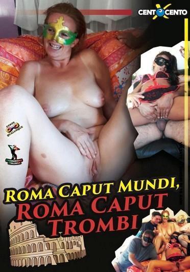 Roma Caput Mundi Roma Caput Trombi (2017) Cover