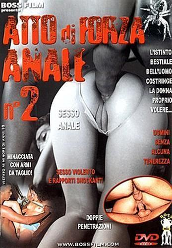 Atto di Forza Anale 2 Cover