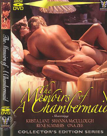 The Memoirs of a Chambermaid -1987- Cover