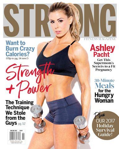 Strong Fitness November December 2017