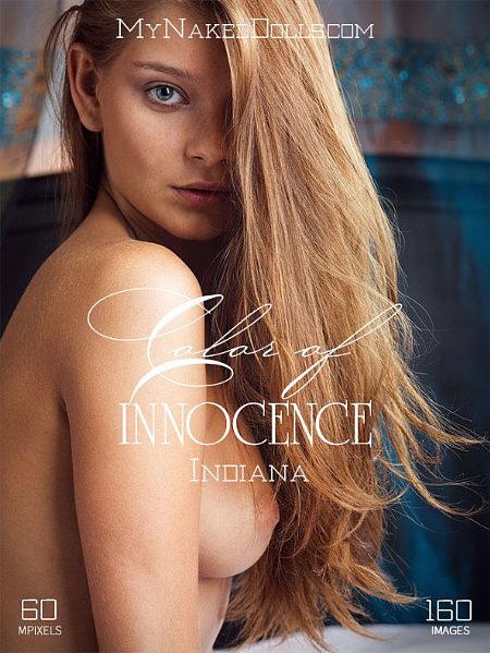 MyNakedDolls Indiana - Color of Innocence Cover
