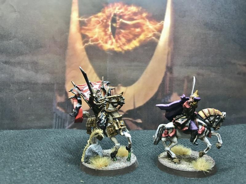 Sauron et ses 10 Armées - L' Armée de L'Immortel Zieny73s
