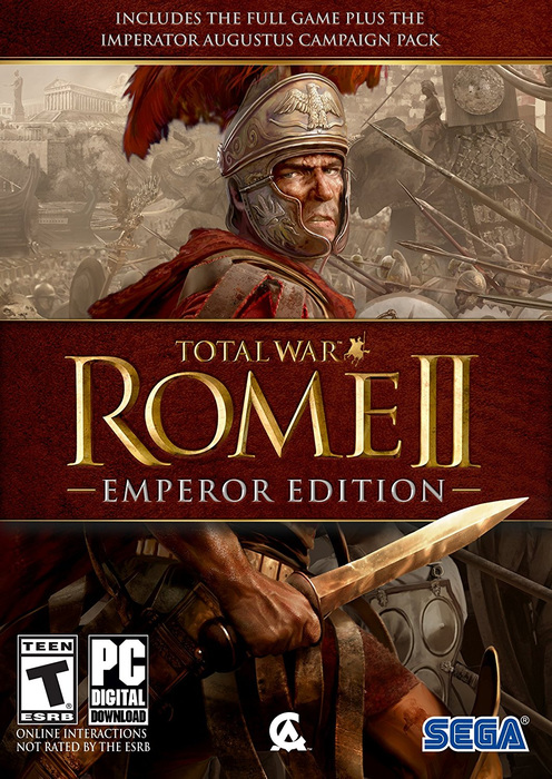 Total War: ROME II - Emperor Edition (2014)