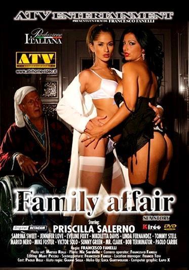 Family Affair (ATV) Cover