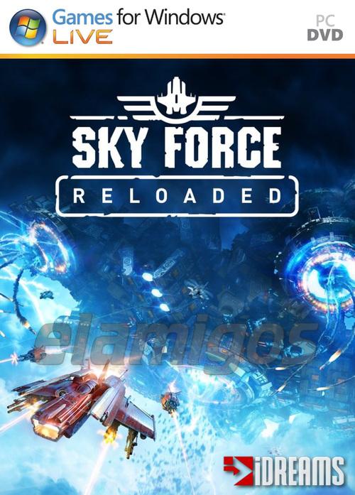 Sky Force Reloaded (2017)