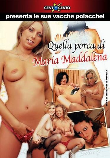 Quella porca di Maria Maddalena (720p) Cover