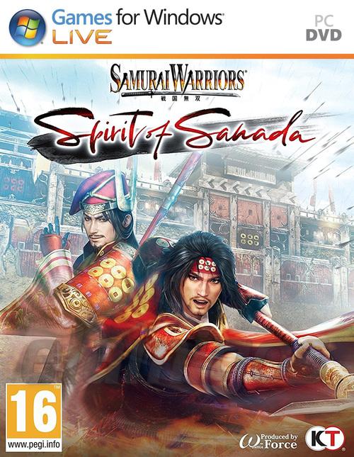 Samurai Warriors Spirit of Sanada MULTi2 – ElAmigos