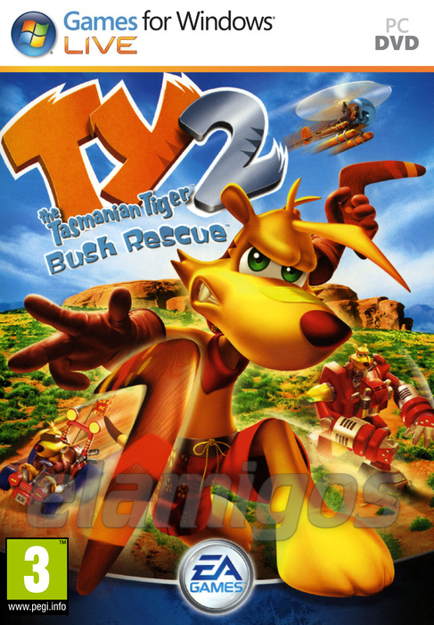 Re: TY the Tasmanian Tiger 2 (2017)