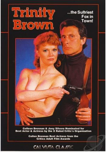 Trinity Brown -1984- Cover