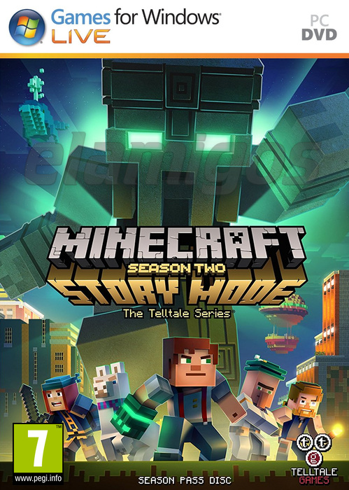 Re: Minecraft: Story Mode - Season Two (2017)