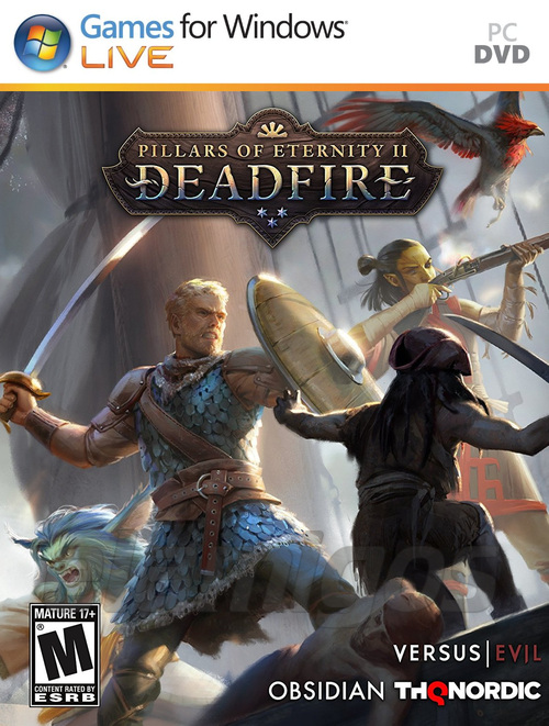 Pillars of Eternity II Deadfire (2018)