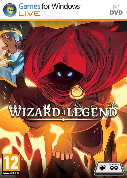 Re: Wizard of Legend (2018)