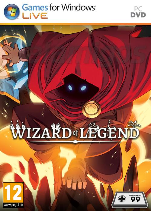 Re: Wizard of Legend (2018)