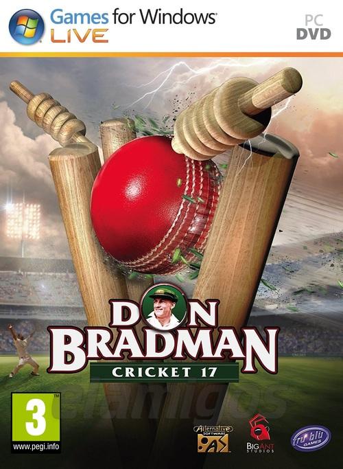 Don Bradman Cricket 17 (2017)