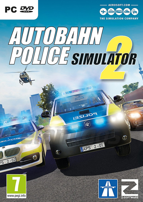 Re: Autobahn Police Simulator 2 (2017)