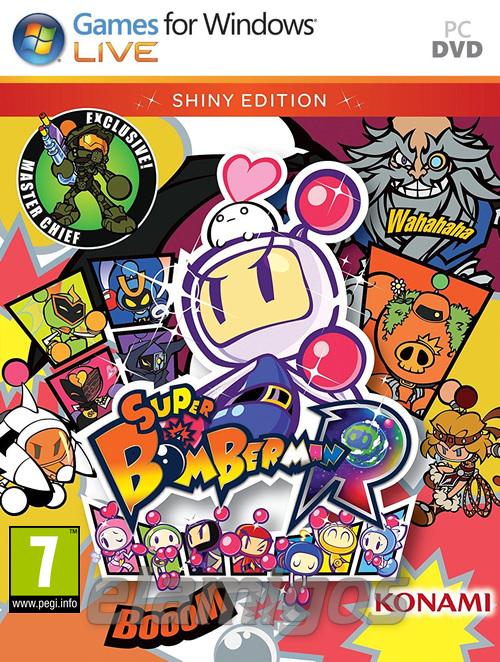 Super Bomberman R (2018)