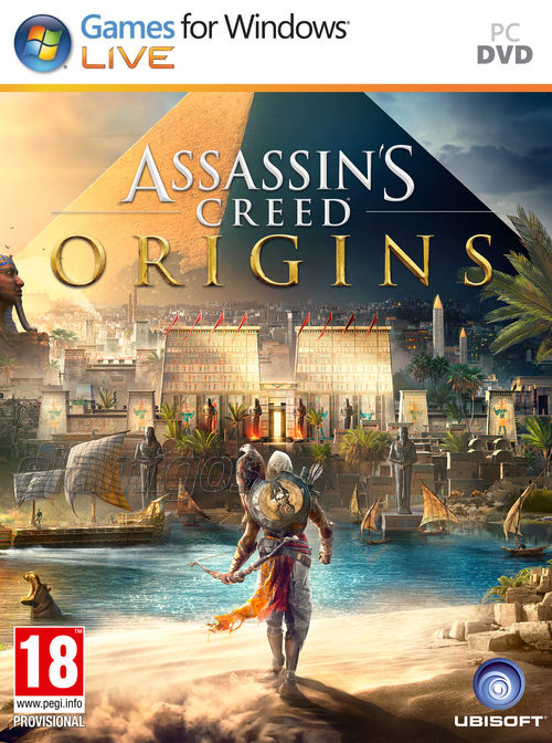 Assassins / Assassin's Creed Origins (2017)