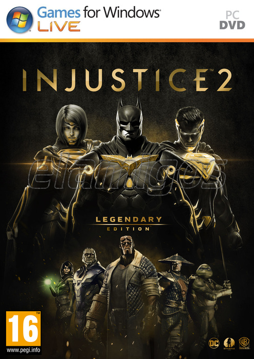 Injustice 2 Legendary Edition (2017)