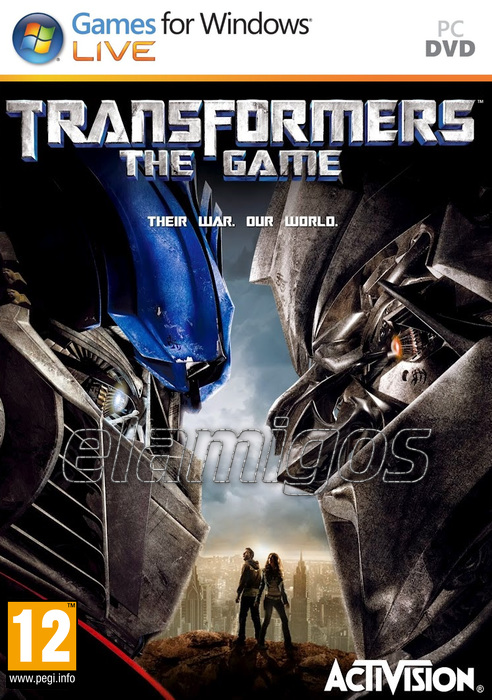 Transformers: The Game (2007)