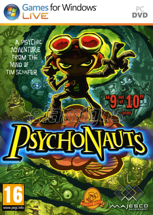 Re: Psychonauts (2006)