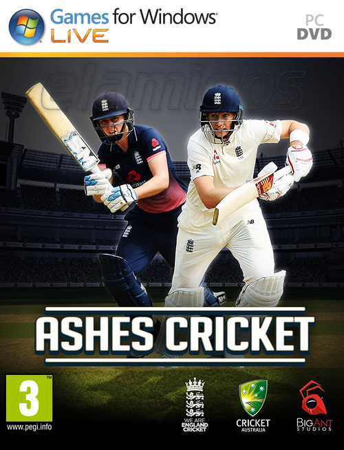 Re: Ashes Cricket (2017)