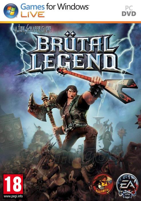 Brutal Legend (2013)