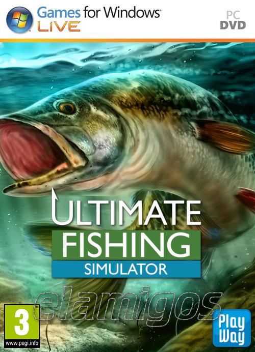 Ultimate Fishing Simulator (2018)