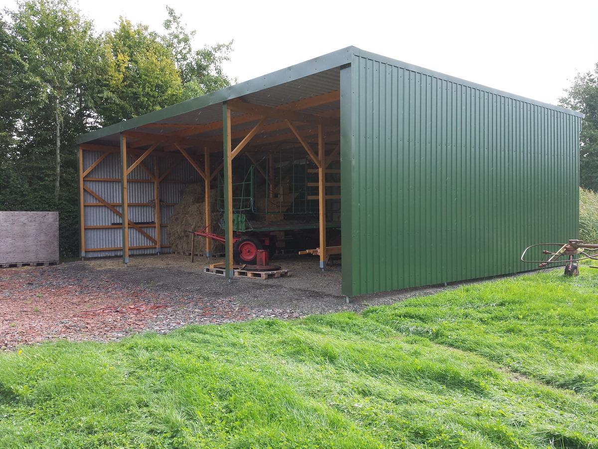 Außergewöhnlich Landwirtschaftliche Halle bauen - ca. Preis • Landtreff #WL_96
