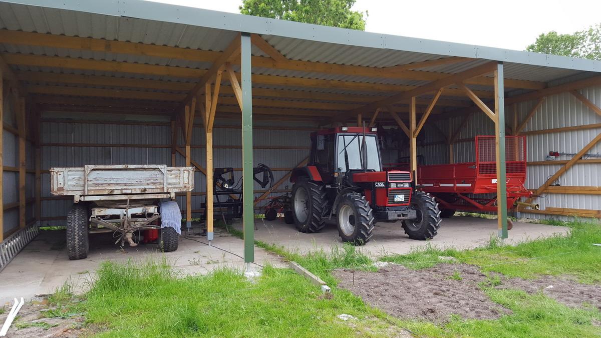 Etwas Neues genug Landwirtschaftliche Halle bauen - ca. Preis • Landtreff #AO_79
