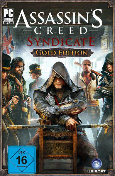 Assassins Creed Syndicate Gold Edition MULTi2-x X RIDDICK X x
