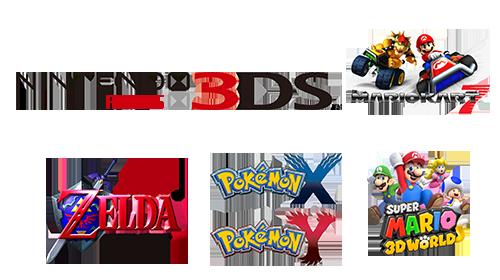 Nintendo 3DS & eShop Roms converted to CIA Format Download [1Fichier