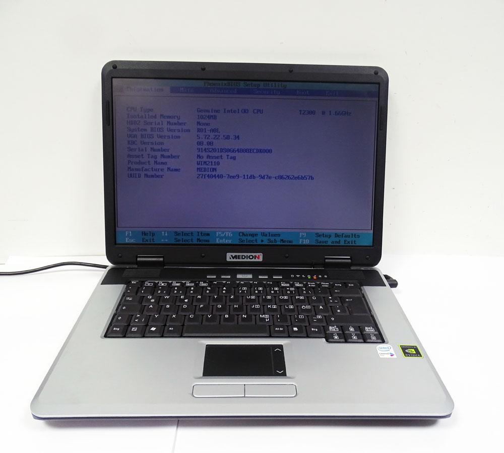Medion MD 98000