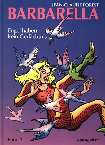 Forest - Barbarella 1-4 (German)