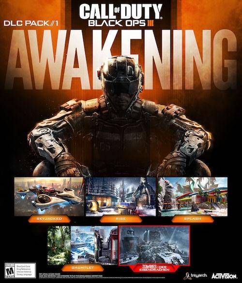 Call of Duty Black Ops III Awakening DLC – RELOADED