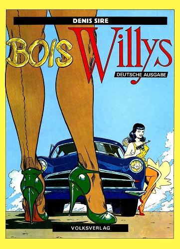 Denis Sire - Bois Willys (German)