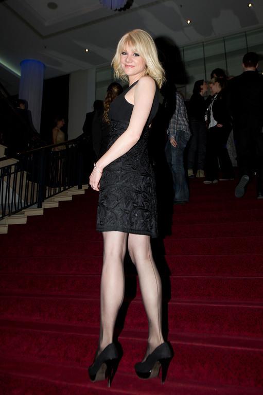 Auch Tatjana Geßler hat schöne Beine - Bild - Papa Pauls