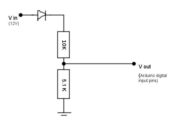 Voltage Divider and Zener Diode