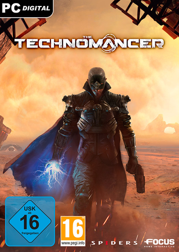 The Technomancer MULTi2 – x.X.RIDDICK.X.x