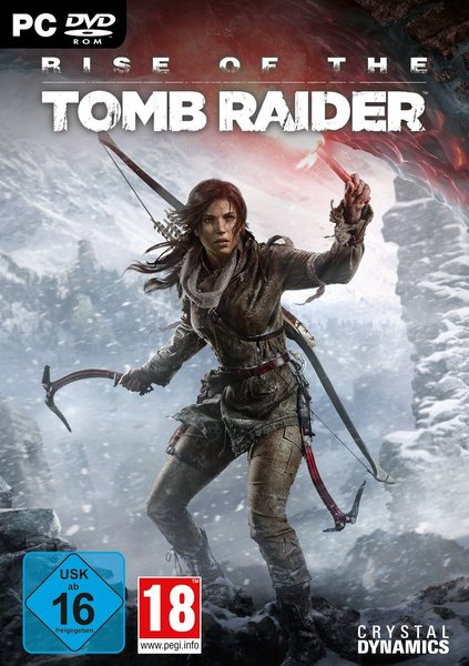 Rise Of The Tomb Raider READNFO – CONSPIR4CY