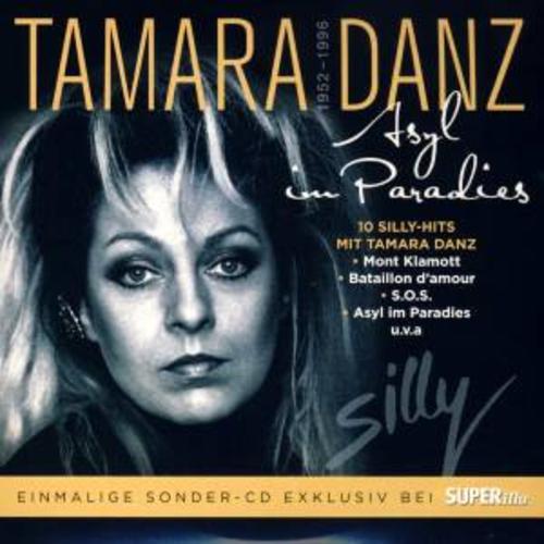 [Pop] Silly - Tamara Danz - Asyl im Paradies (2016