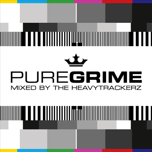 Pure Grime - Mixed By The HeavyTrackerz (2016)